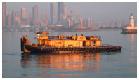 Chicago area tug boat service