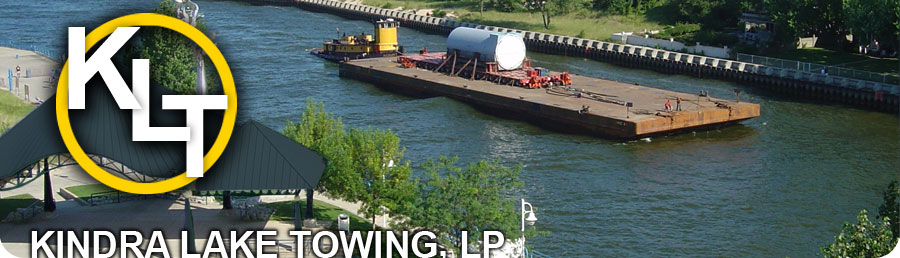 Barge transportation on the Great Lakes
